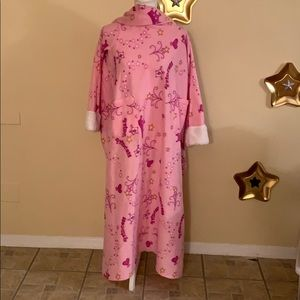 Snuggie for kids blanket/robe throw on!